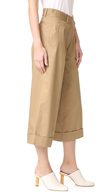 Monse Wide Leg Pants