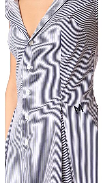Monse Striped Shirt