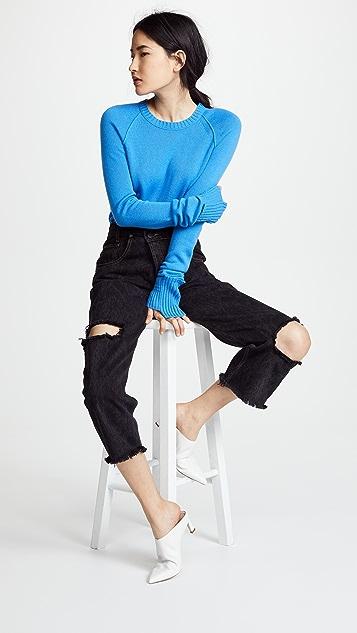 Monse Broken Leg Jeans