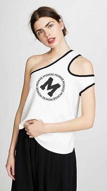 Monse Logo Tank