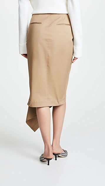 Monse Slash Skirt