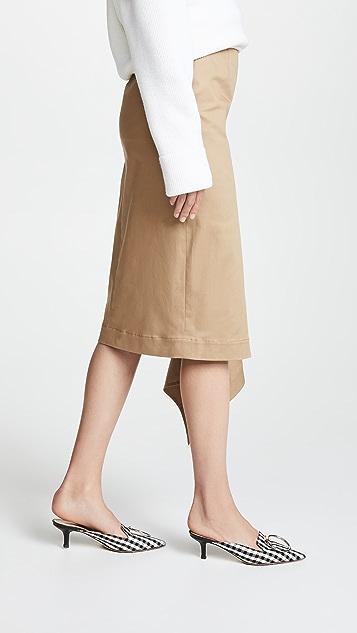 Monse Slash Skirt
