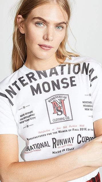Monse International Monse Tee