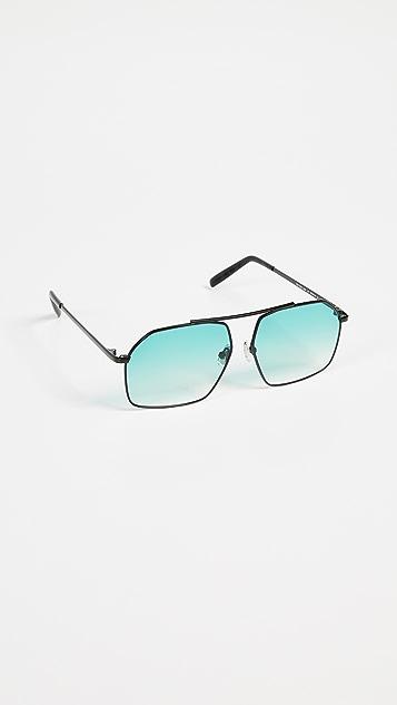 Monse x Morgenthal Frederics Linda Sunglasses