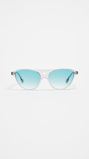 Monse x Morgenthal Frederics Marilyn Sunglasses