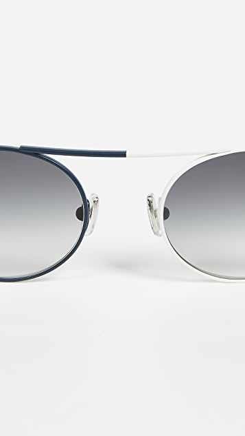 Monse Nina Sunglasses