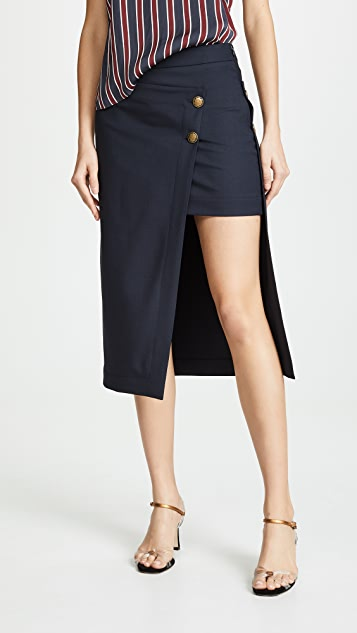 Monse Pencil Skirt