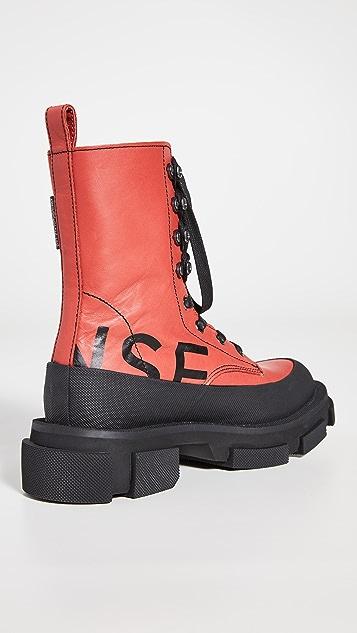 Monse x Both Gao 高筒靴