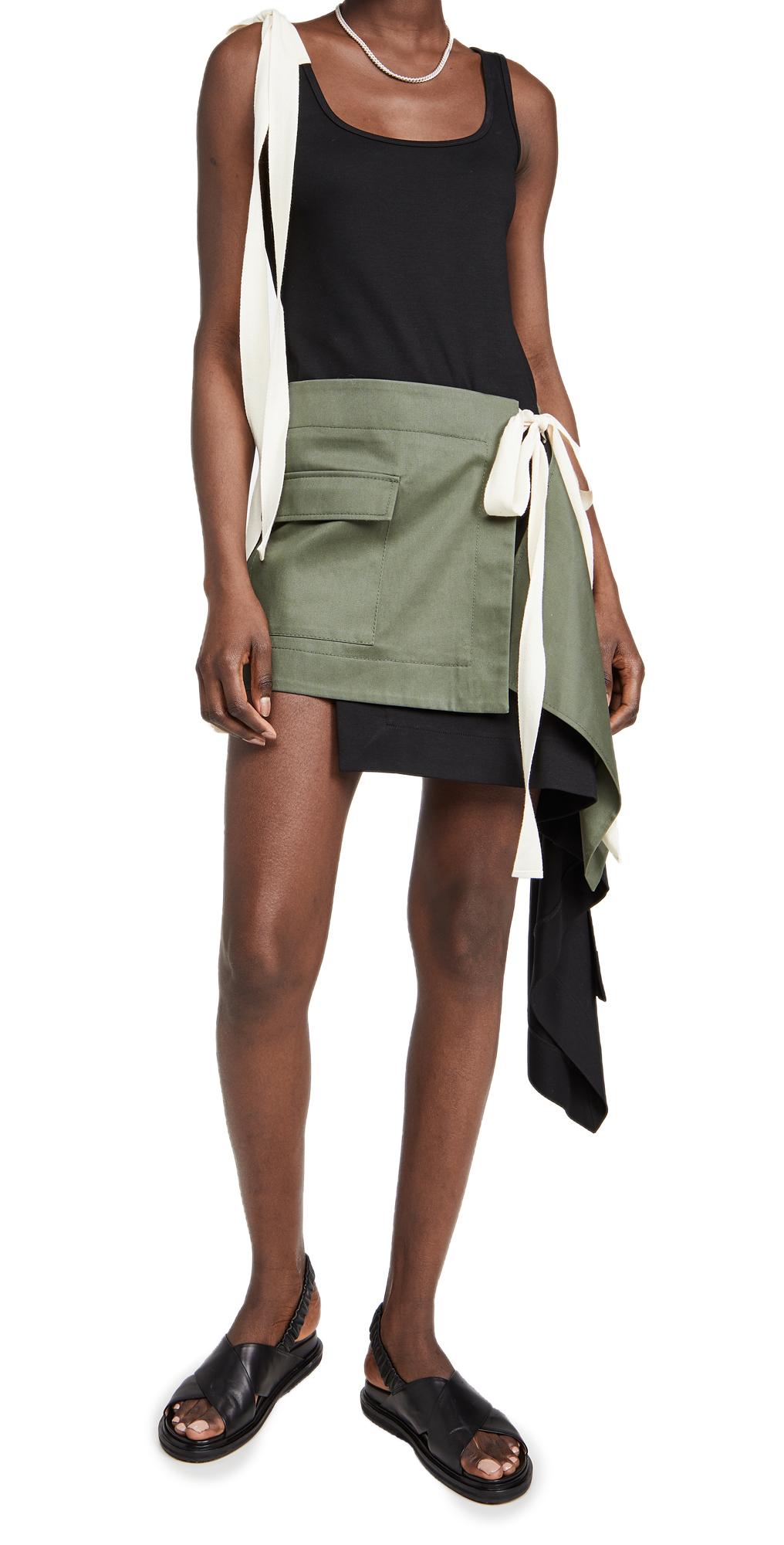 Monse T-Skirt Dress