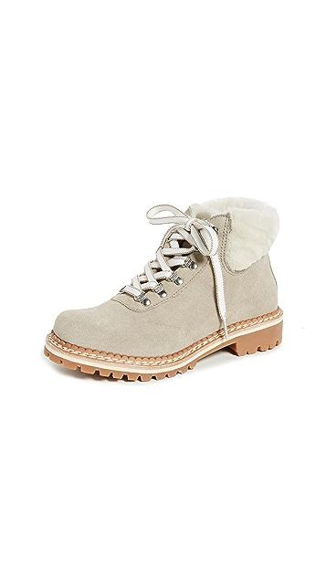 Montelliana Sequoia Hiker Boots