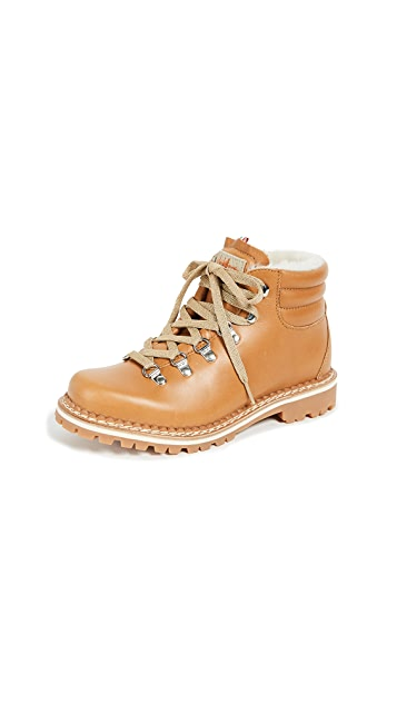 Montelliana Margherita Hiker Boots