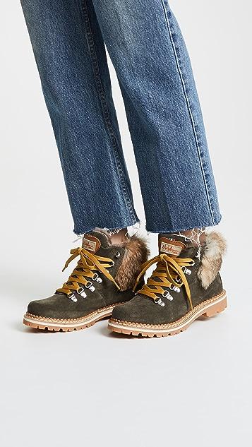 Montelliana Camelia Hiker Boots