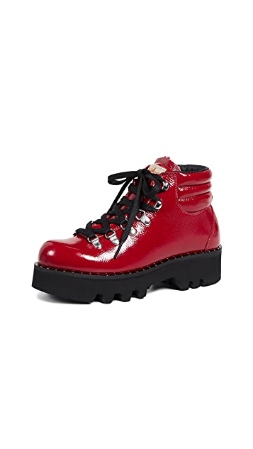 Montelliana Anabel Hiker Boots