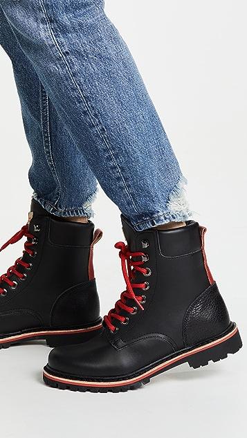 Montelliana Eva Hiker Boots