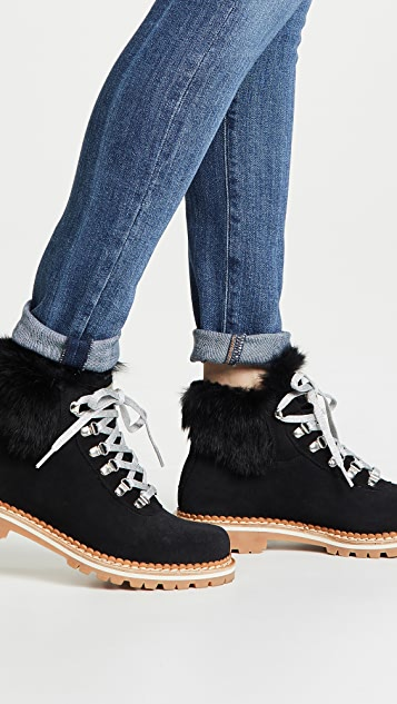Montelliana Clara Hiker Boots