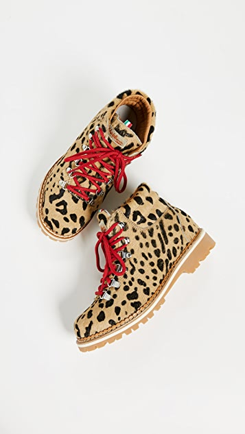 Montelliana Походные ботинки Margherita