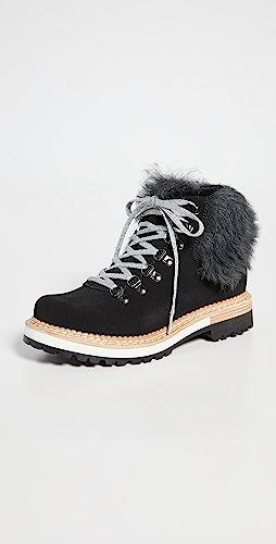 Montelliana - Clara Shearling Lined Boots