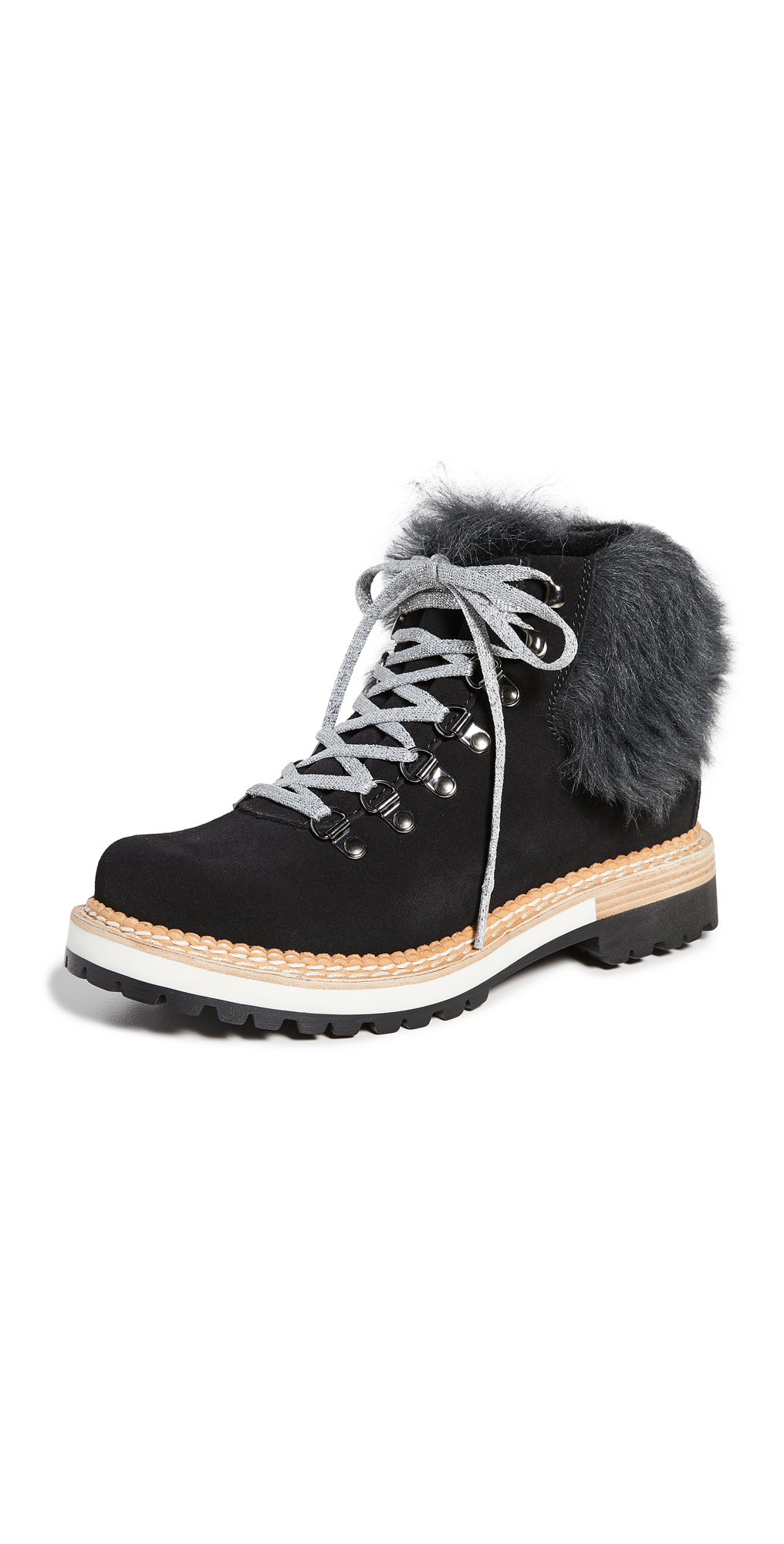 Clara Shearling Lined Boots