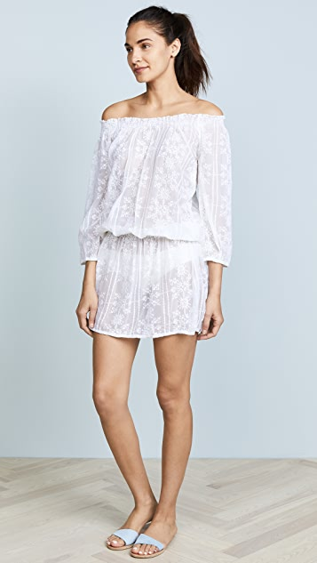 Melissa Odabash Olivia Mini Dress