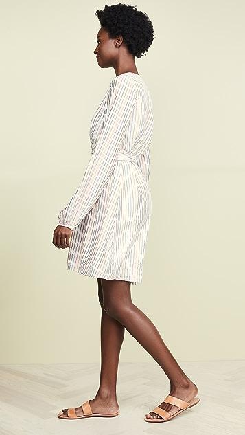 Melissa Odabash Short Metallic Dress