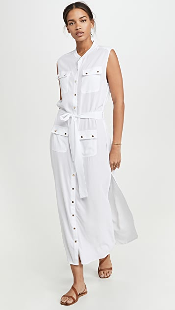 Melissa Odabash Charlene Cover Up Dress