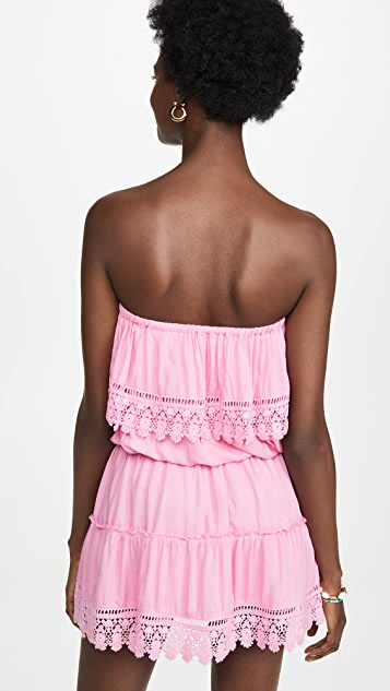 Melissa Odabash Joy 罩衫连衣裙