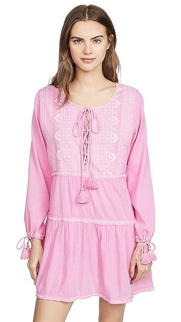 Melissa Odabash Millie 罩衫连衣裙