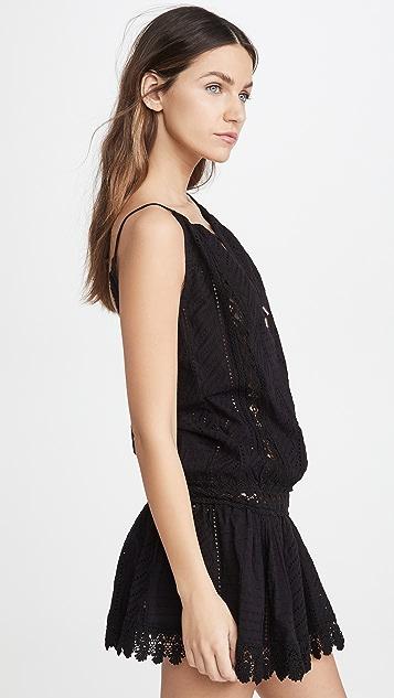 Melissa Odabash Chelsea 罩衫连衣裙