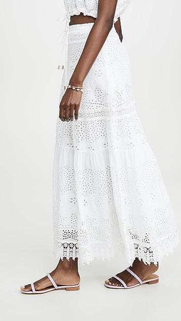 Melissa Odabash Alessia 半身裙