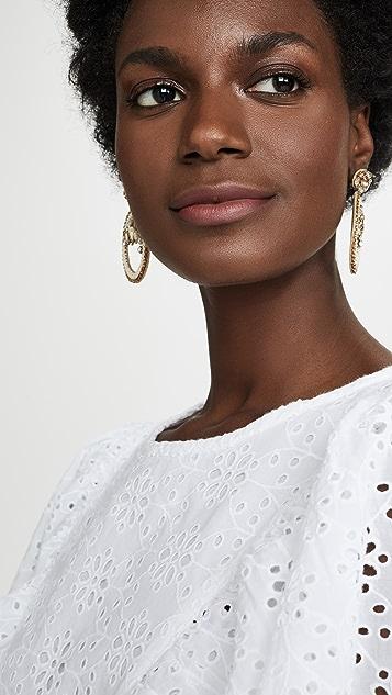 Melissa Odabash Kara 罩衫