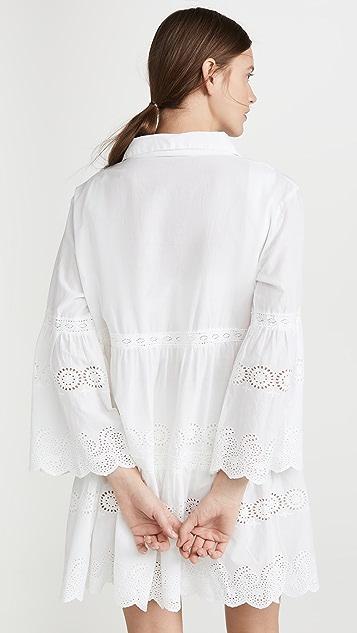 Melissa Odabash Becky 罩衫
