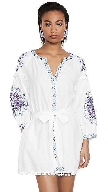 Melissa Odabash Eliza 罩衫
