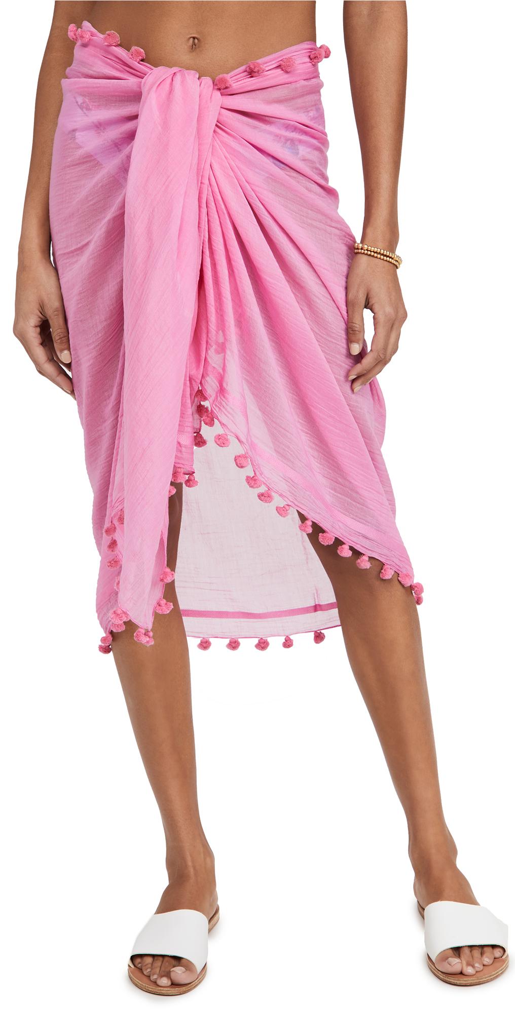 Melissa Odabash Pareo Cover Up Skirt