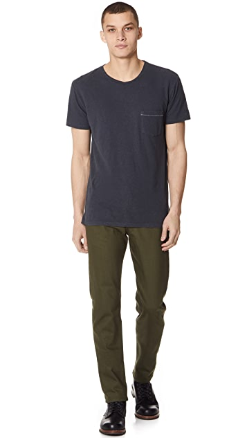 Mollusk Hemp Pocket Tee