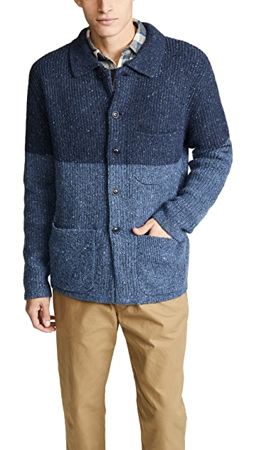 Mollusk Cheever Sweater