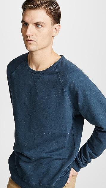 Mollusk Cosmos Crew Sweatshirt