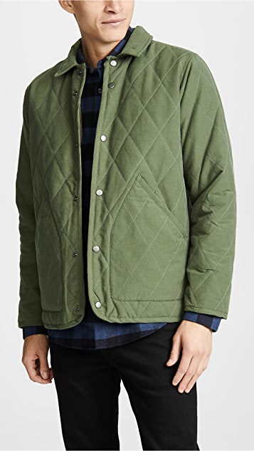 72647c442329fc Mollusk Quilted Barn Jacket