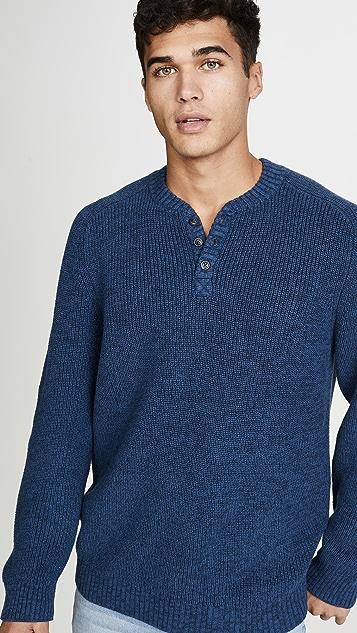 Mollusk Andover Sweater