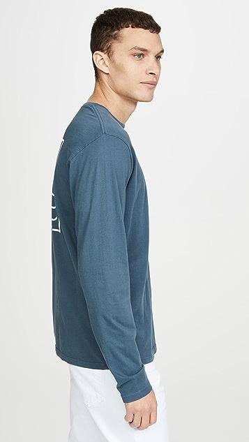 Mollusk Harvest Moon Long Sleeve Tee Shirt