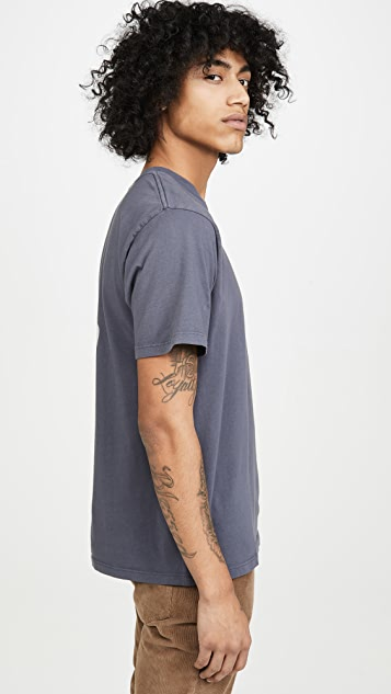Mollusk Helping Hands Short Sleeve Tee