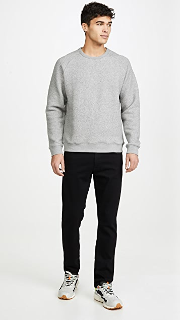 Mollusk Heavy Crew Neck Sweatshirt