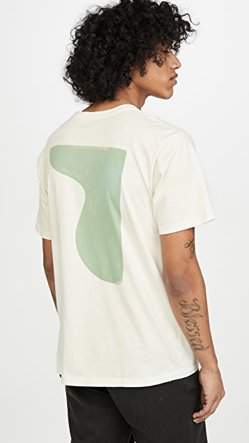 Mollusk Coast Short Sleeve Tee