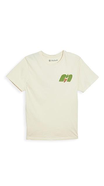 Mollusk Pizza Logo T-Shirt