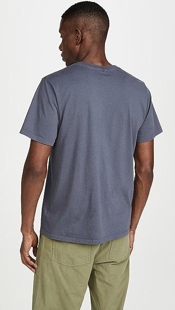 Mollusk Gentleman Shaka T-Shirt