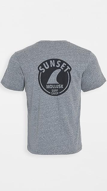 Mollusk Silverfin T-Shirt