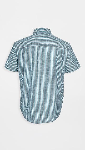 Mollusk Summer Short Sleeve Shirt
