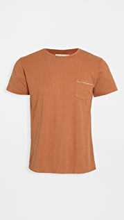 Mollusk Hemp Pocket T-Shirt