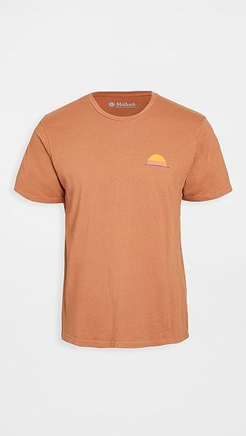 Mollusk Realize Sunset T-Shirt