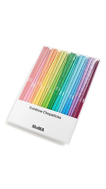 MoMA Rainbow Chopsticks