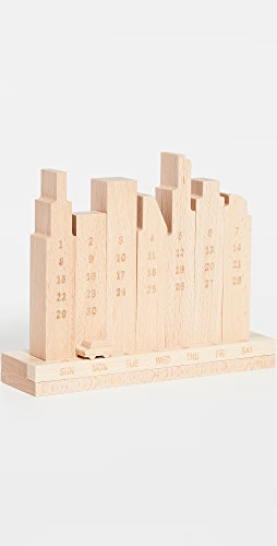 MoMA - City Perpetual Calendar